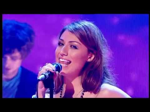 Gabriella Cilmi - Sweet About Me - National Lottery Big 7 Awards 2008