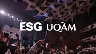 Vivez l'expérience ESG UQAM!