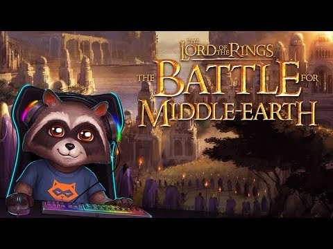 The Lord of the Rings: The Battle for Middle-earth - Стрим для топ донатера Dambassss