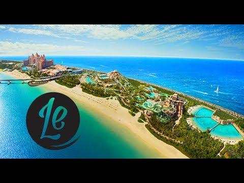 Jumeirah Zabeel Saray: Dubai's Famour Palm Island Beachfront Hotel