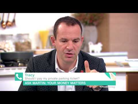 Should I Pay My Private Parking Ticket? | This Morning