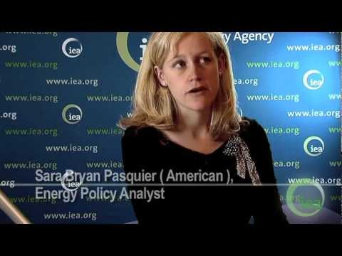 Working in the Energy Field: Discover the IEA