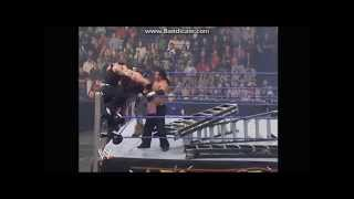 WWE Armageddon 2006: Joey Mercury Ladder Incident *HD*