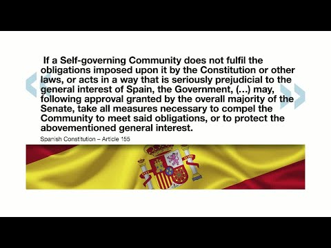 Article 155: Spain's 'nuclear option' to stop Catalan independence