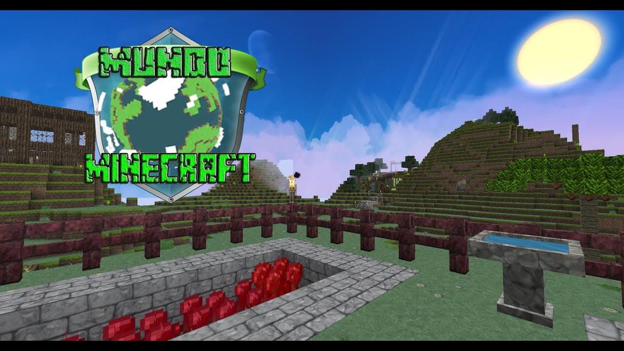 Decorando la casa magica mundo minecraft ep 12 youtube for Decorando casa