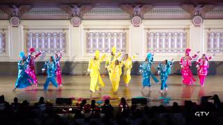 CMU Bhangra @ Bhangra In The Burgh 8 (2014)