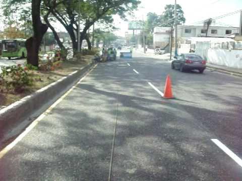 ASDO señaliza calles de Santo Domingo Oeste