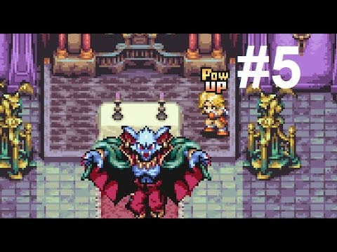 Let's Play Sword of Mana #5 - Count Lee