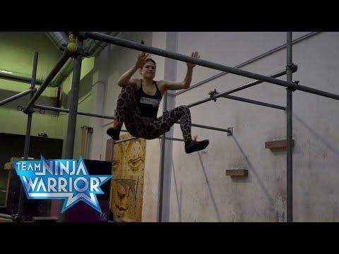 Team Ninja Warrior - Backstage | Die Damen sind bereit
