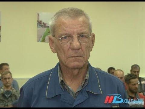 Ветеран Волгоградского алюминиевого завода связывает будущее предприятия с Бочаровым