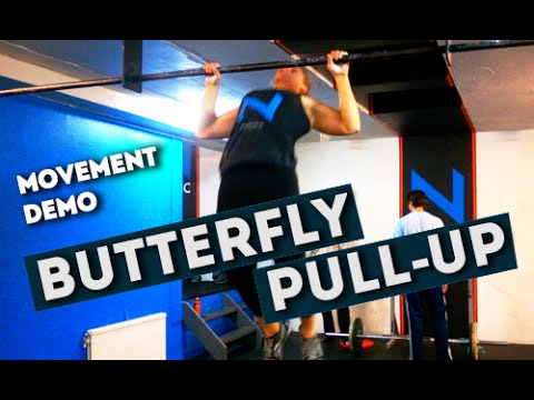 Movement Demo // Butterfly Pull-Up