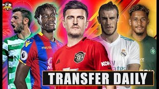 Manchester United's Record Transfer, Two Arsenal Deals & Bale! 5 MASSIVE Transfers
