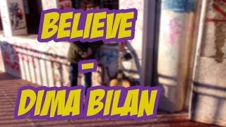 Believe - Dima Bilan (Acoustic guitar cover)