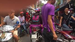 Pedicab Ride around Saigon's Chinatown