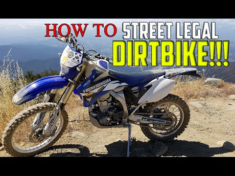 Getting A Street Legal Title Plate By Registering It In South