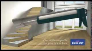 Quick Step по отделке лестниц(, 2013-11-07T15:08:02.000Z)