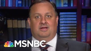 "Former Diplomat Walter Shaub: ""This President Dirties People Close To Him"" 
