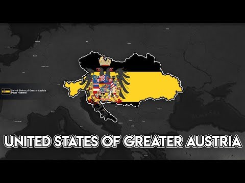 Age of Civilization 2: Form UNITED STATES OF GREATER AUSTRIA