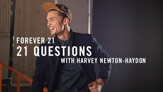 21 Questions: Harvey Newton-Haydon Interview Thumbnail