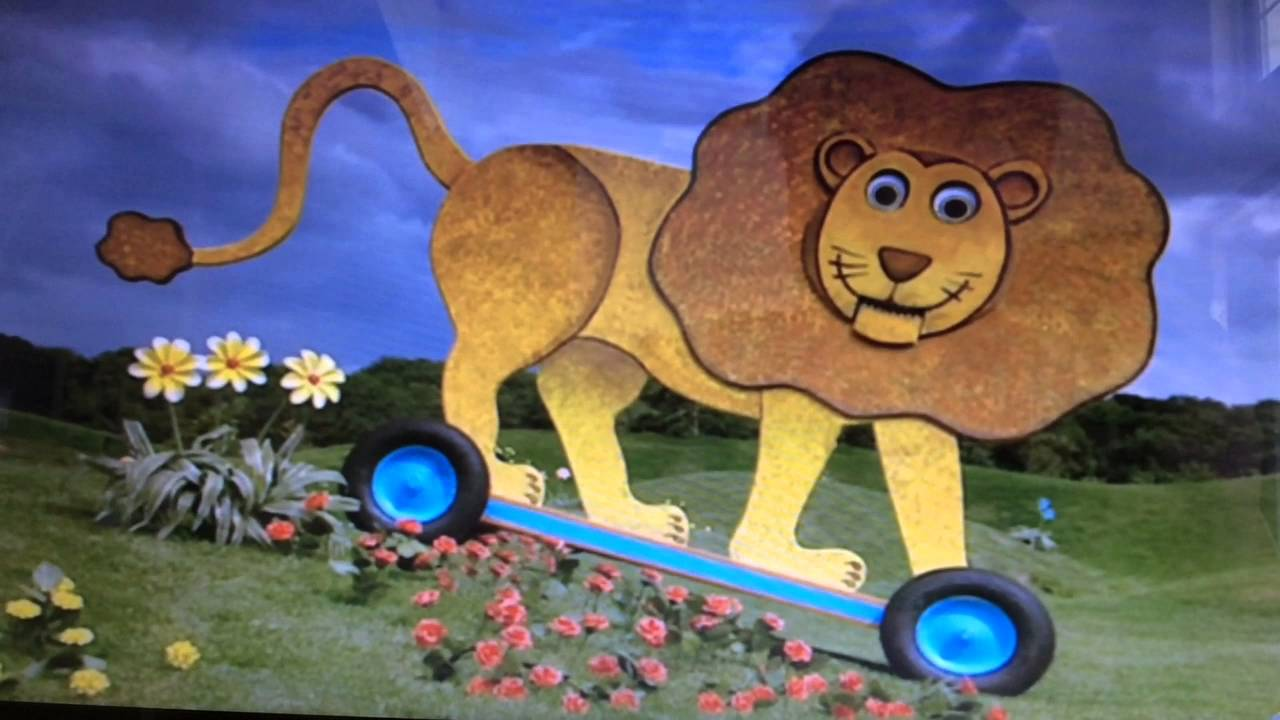 Thomas amp friends magical events s1 e3 the lion and bear youtube