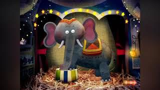 Сказка на ночь для детей Цирк