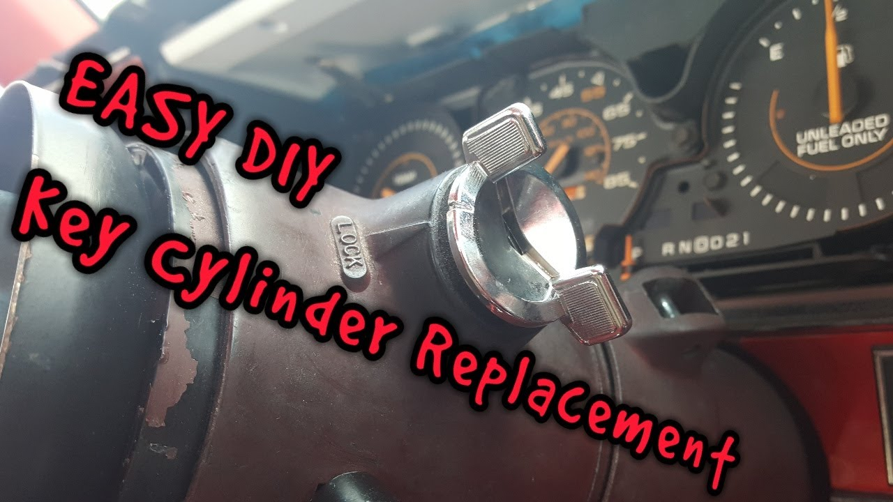 hight resolution of 1977 1990 box chevy caprice ignition key cylinder replacment easy diy