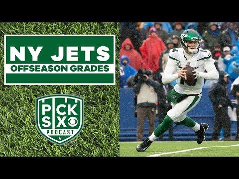 New York Jets Offseason Grades  Pick Six Podcast