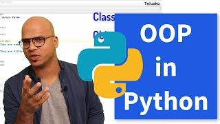 OOP in Python   Object Oriented Programming