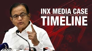 What is INX Media case and its link with P Chidambaram?