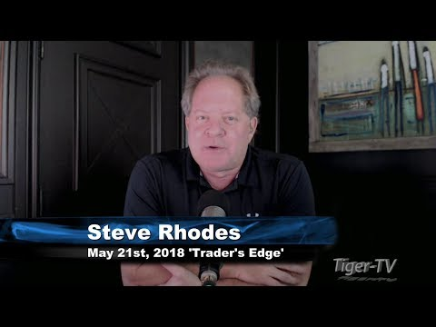 May 21st The Trader's Edge with Steve Rhodes on TFNN - 2018