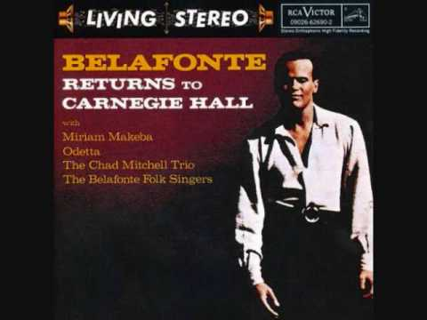 Harry Belafonte Old King Cole