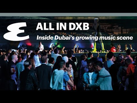 Inside Dubai's growing music scene | All in DXB