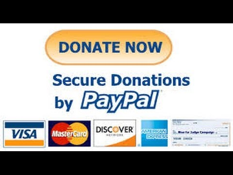 How To Add The Paypal Donate Button To a Facebook Page