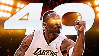Kobe Bryant Top 40 All Time Plays