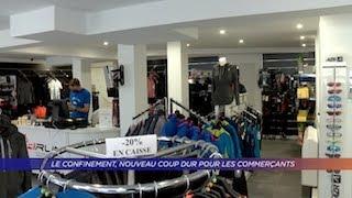 Yvelines | LE CONFINEMENT, NOUVEAU COUP DUR POUR LES COMMERÇANTS
