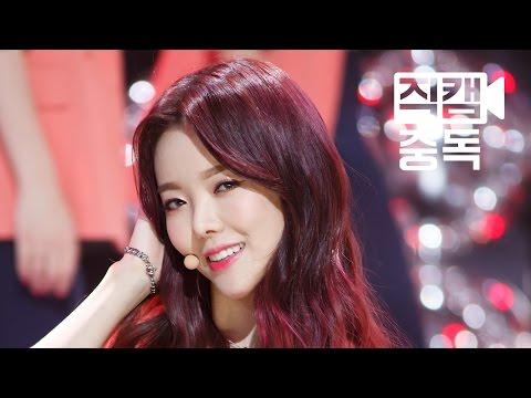 [Fancam] SERRI of Dal★Shabet(달샤벳 세리) Someone like U(너 같은) @M COUNTDOWN_160107 EP.89
