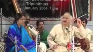 Raga Bhairavi: Sumiran Kar Le: Live : Pandit Jasraj And Dr. And Mrs L Subramaniam