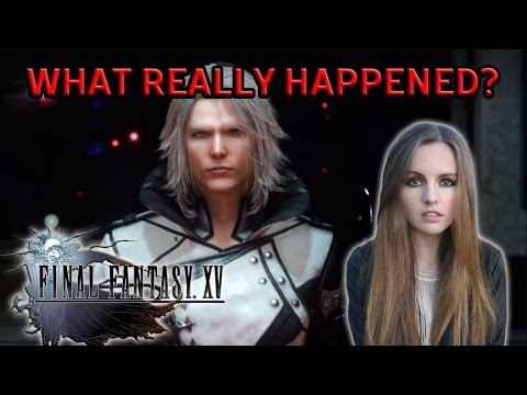 WHAT REALLY HAPPENED TO RAVUS! Final Fantasy XV DLC Gameplay Chapter 13