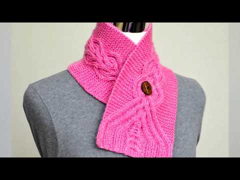 How to Knit T3B and T3F - Twisted Cables - YouTube