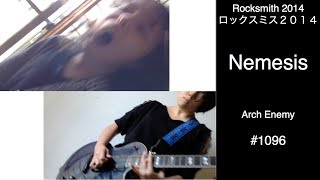 Here is Audrey (13) and Kate (8) playing Rocksmith - Nemesis - Arch...