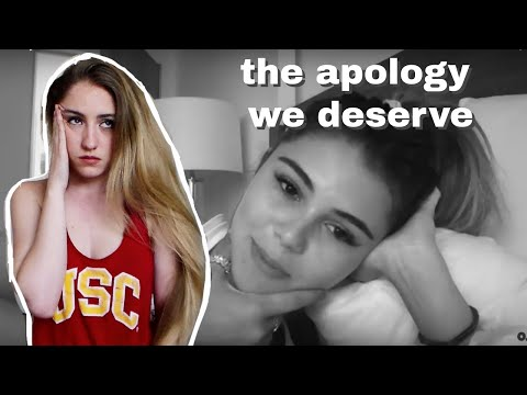 USC Student Reacts to Olivia Jade College Scandal | Thoughts on Olivia Jade's Apology thumbnail