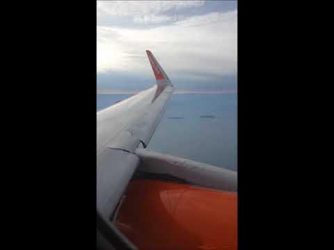 EasyJet A320-214(WL) G-EZOL (250th livery) | Edinburgh to Belfast International