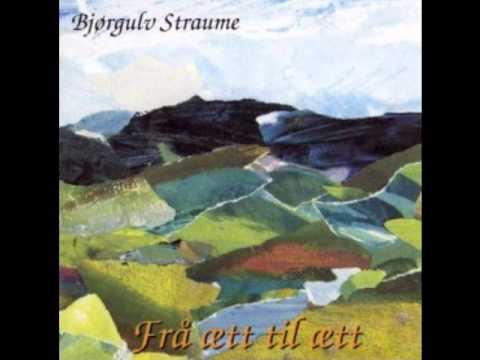 Bjørgulv Straume - Rammeslåtten Nordafjells