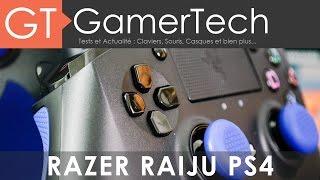 Razer Raiju - Unboxing & Test [FR] - La meilleure manette PS4 ?