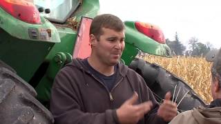 Biofuel from cornfield residue