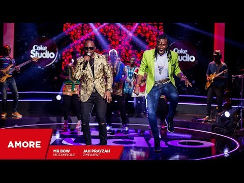 Mr.Bow, Jah Prayzah and Nahreel: Amore – Coke Studio Africa