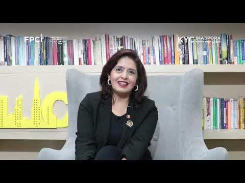Kenal Lebih Dekat Shanti Ramchand Shamdasani
