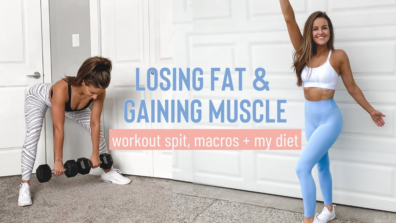 My 2021 Health and Fitness Goals | How to Lose Fat and Gain Muscle