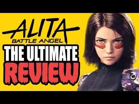 Alita Battle Angel: Will it be a Box-Office Disaster? [Movie Review]
