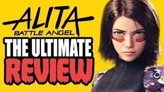 Alita Battle Angel: The Ultimate Fan Review